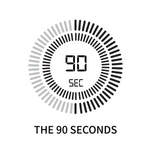 The most important 90 Seconds in Online Training